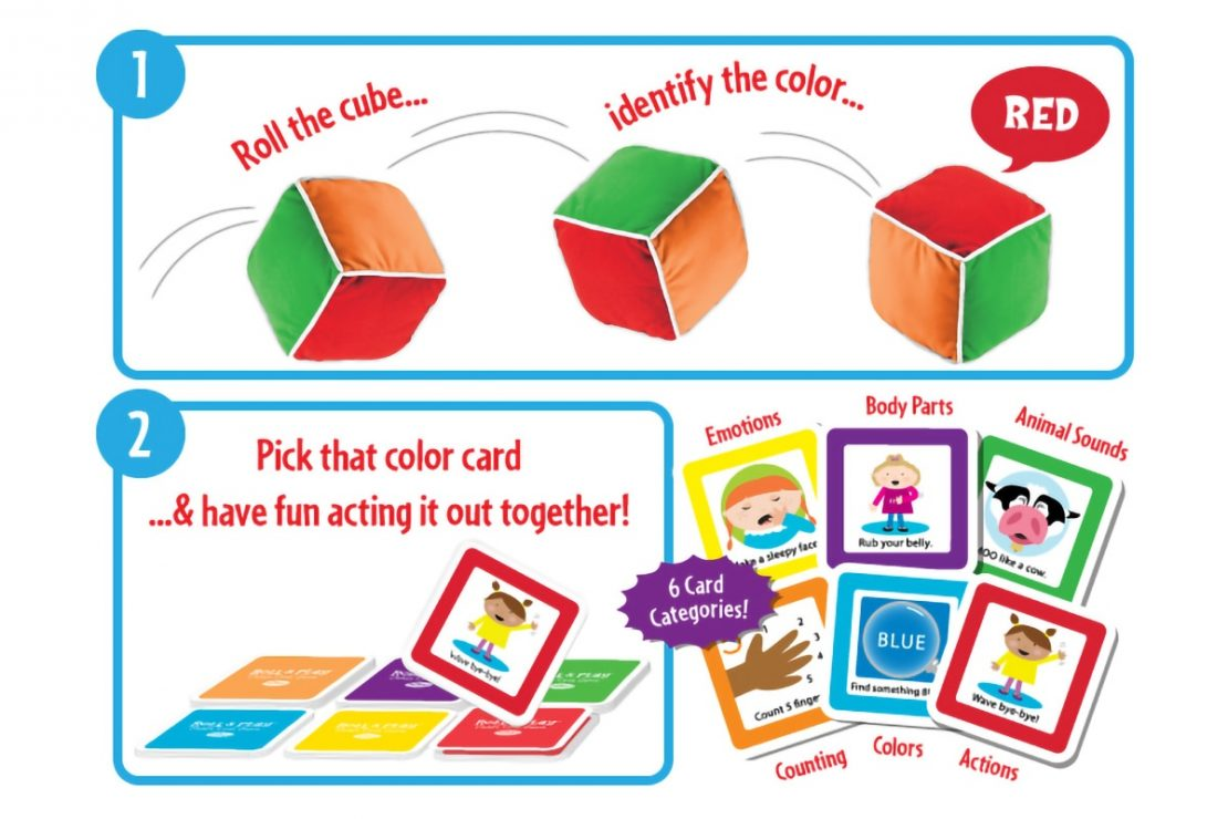 Roll & Play Instructions from ThinkFun