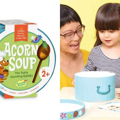 Acorn Soup from Peaceable Kingdom