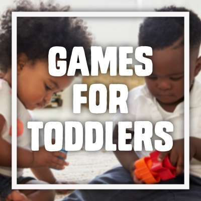 First Games for Toddlers