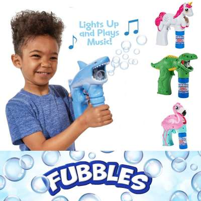 Fubbles Bubble Machines