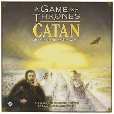 Game of Thrones Catan Box