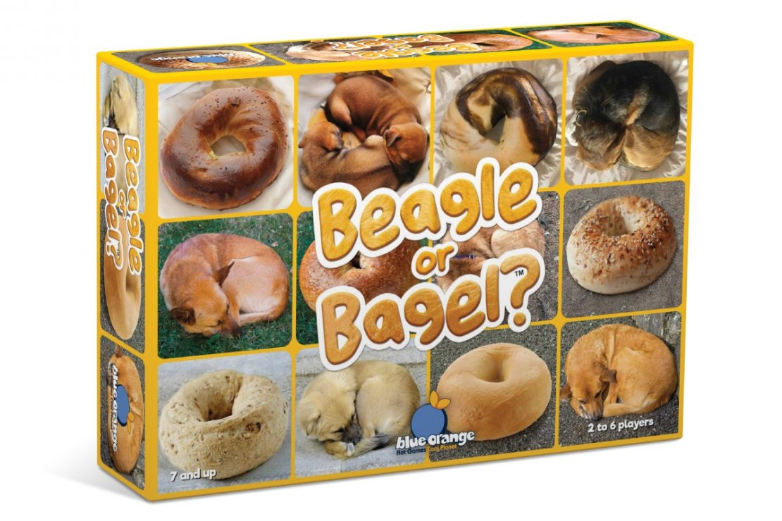 Bagel or Beagle Game from Blue Orange