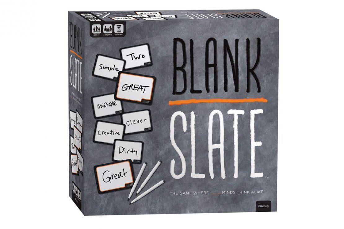 Blank Slate Game from USAOpoly