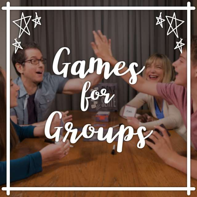 New Games for Groups Winter 2019