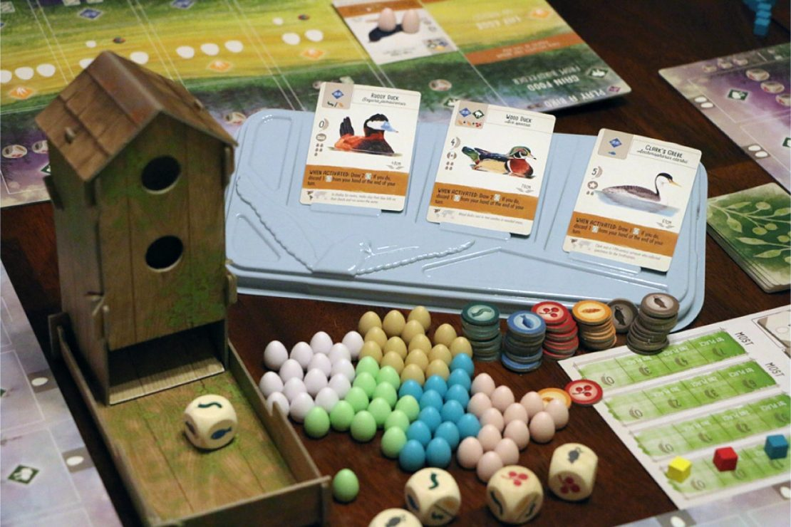 Wingspan Game from Stonemaire Games