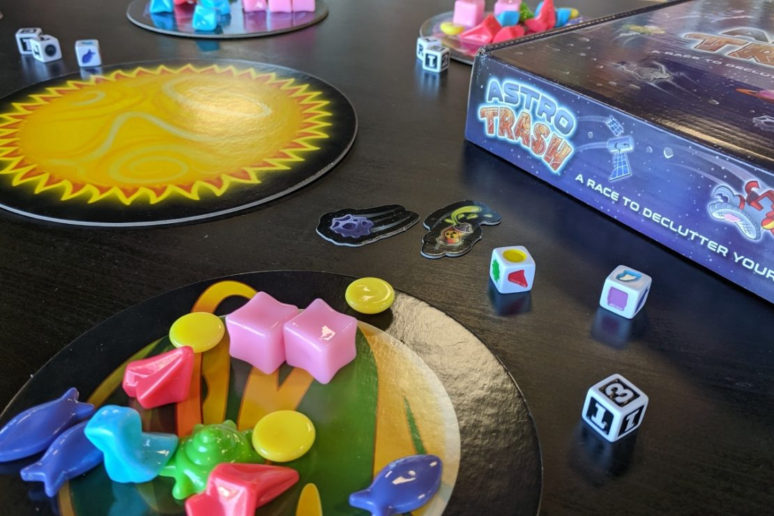 Astro Trash from USAOpoly