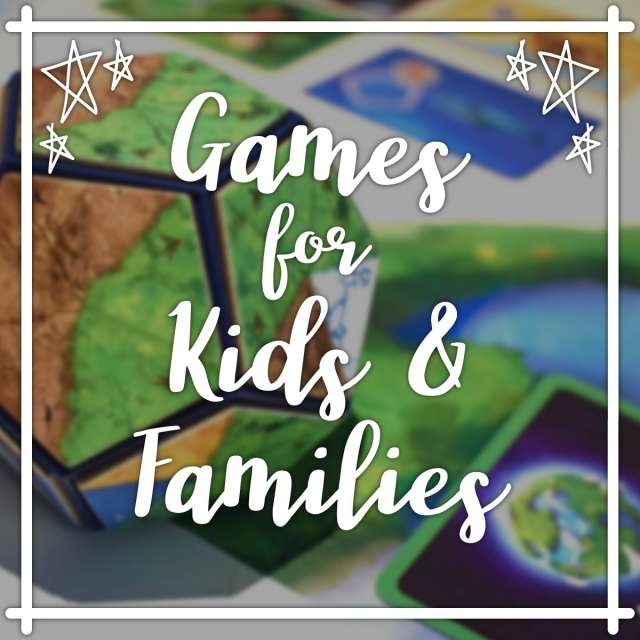 New Games for Kids & Families Winter 2019