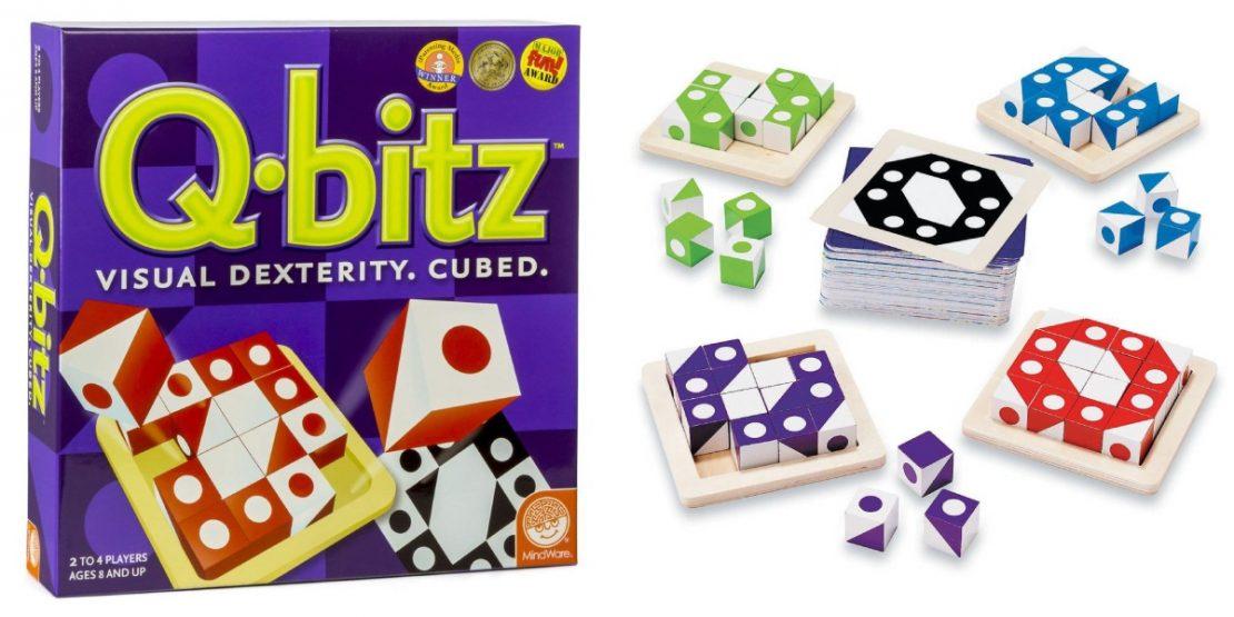 Q-Bitz Puzzle Game