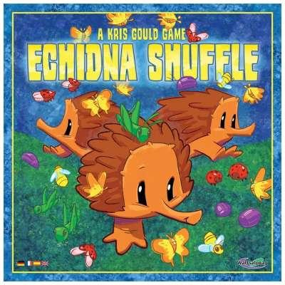 Echidna Shuffle from Wattsalboag Games