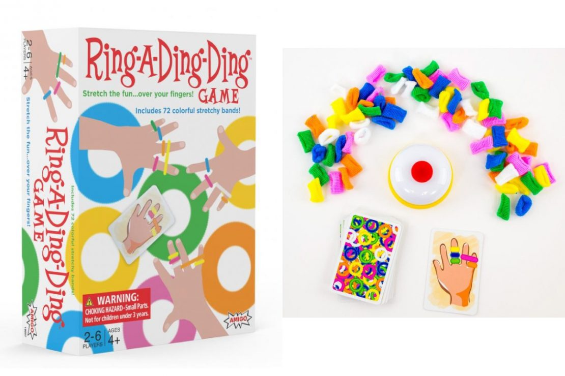 Ring-A-Ding Game from Amigo Games
