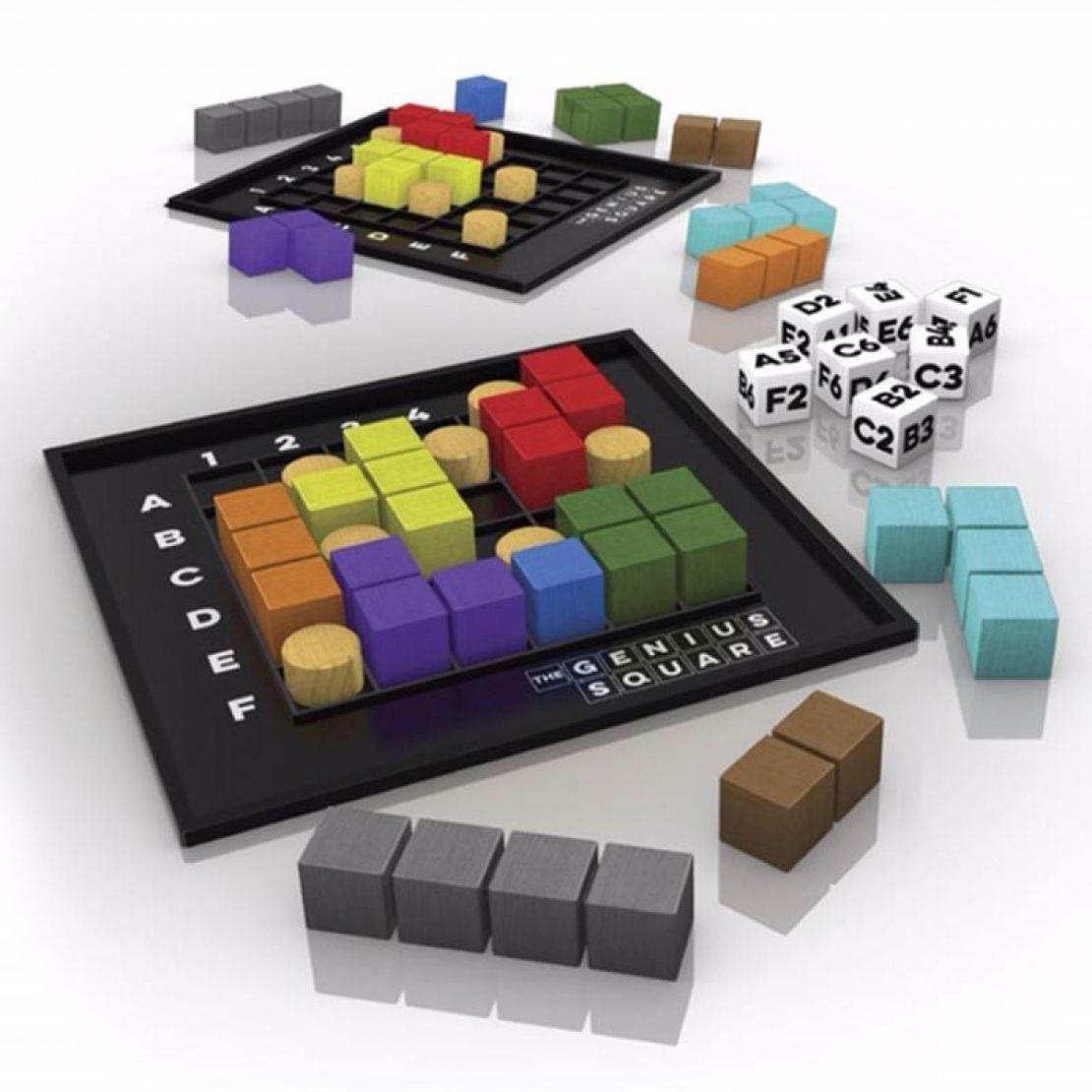 Genius Square Logic Game from Mukikim