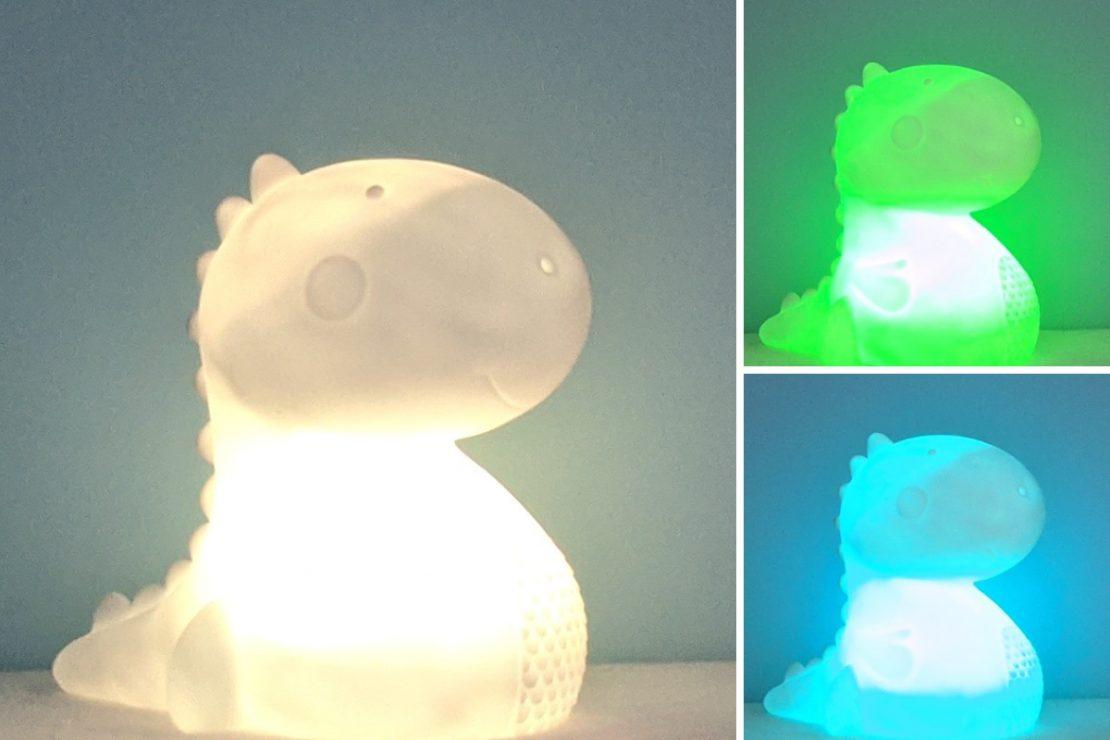 Giant Dinosaur Mood Light from iScream