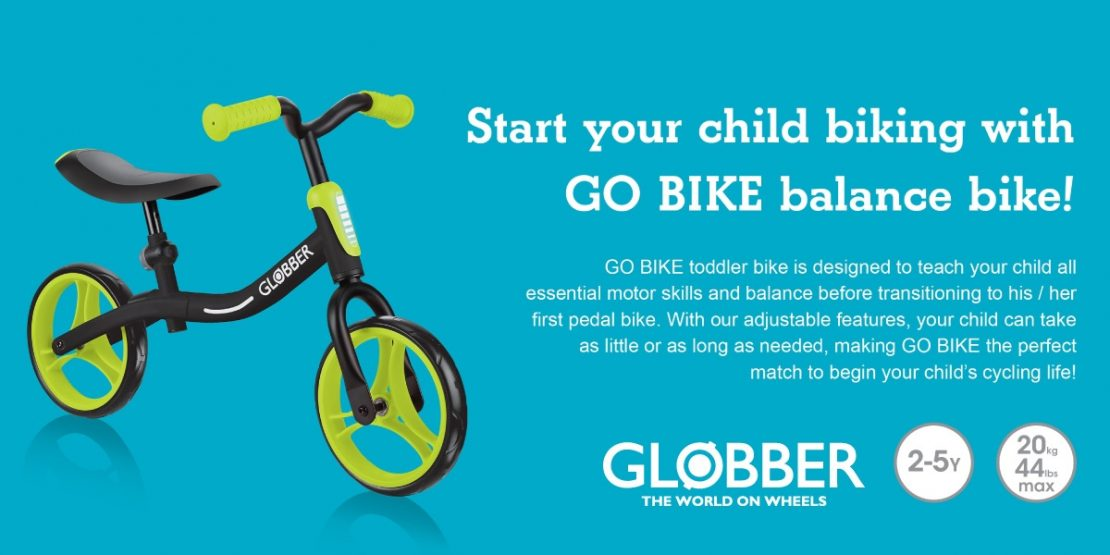 Globber Go Bike