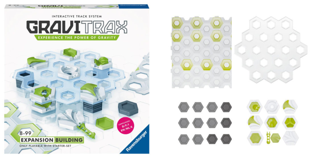 GraviTrax Expansion Set: Building