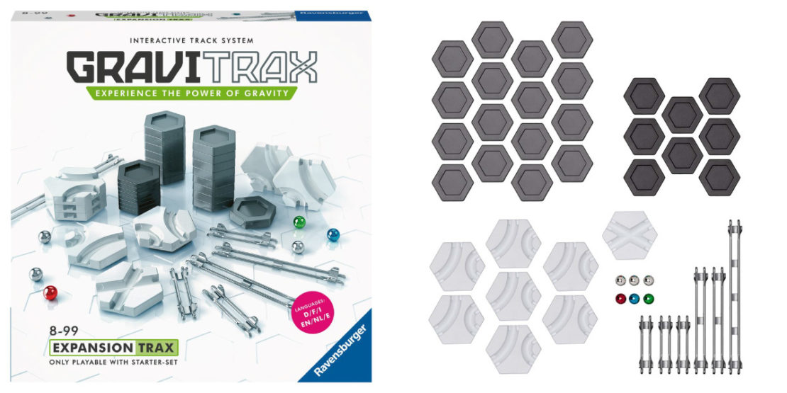 GraviTrax Expansion Set: Trax