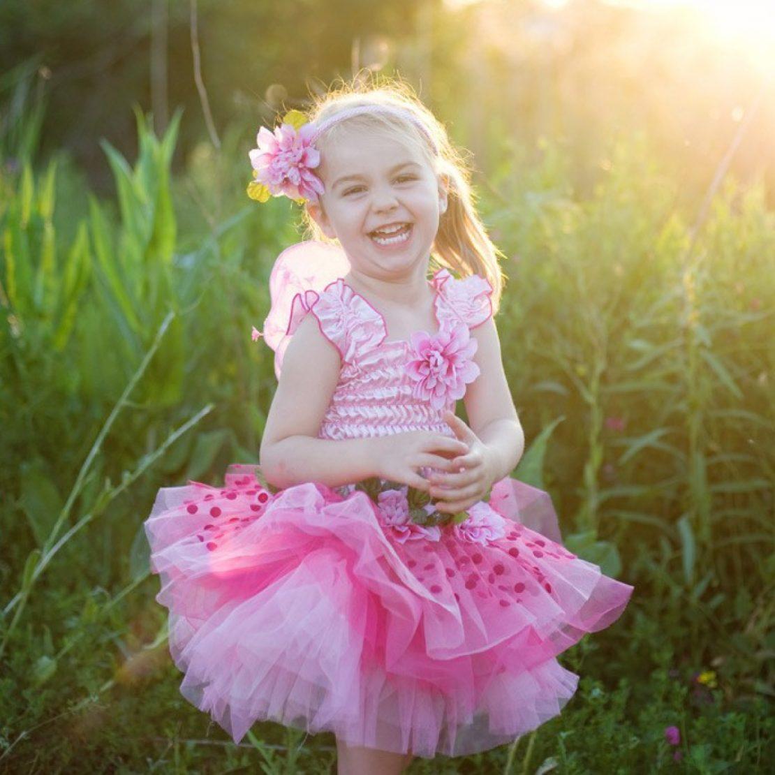 Great Pretenders Deluxe Fairy Blooms Dress