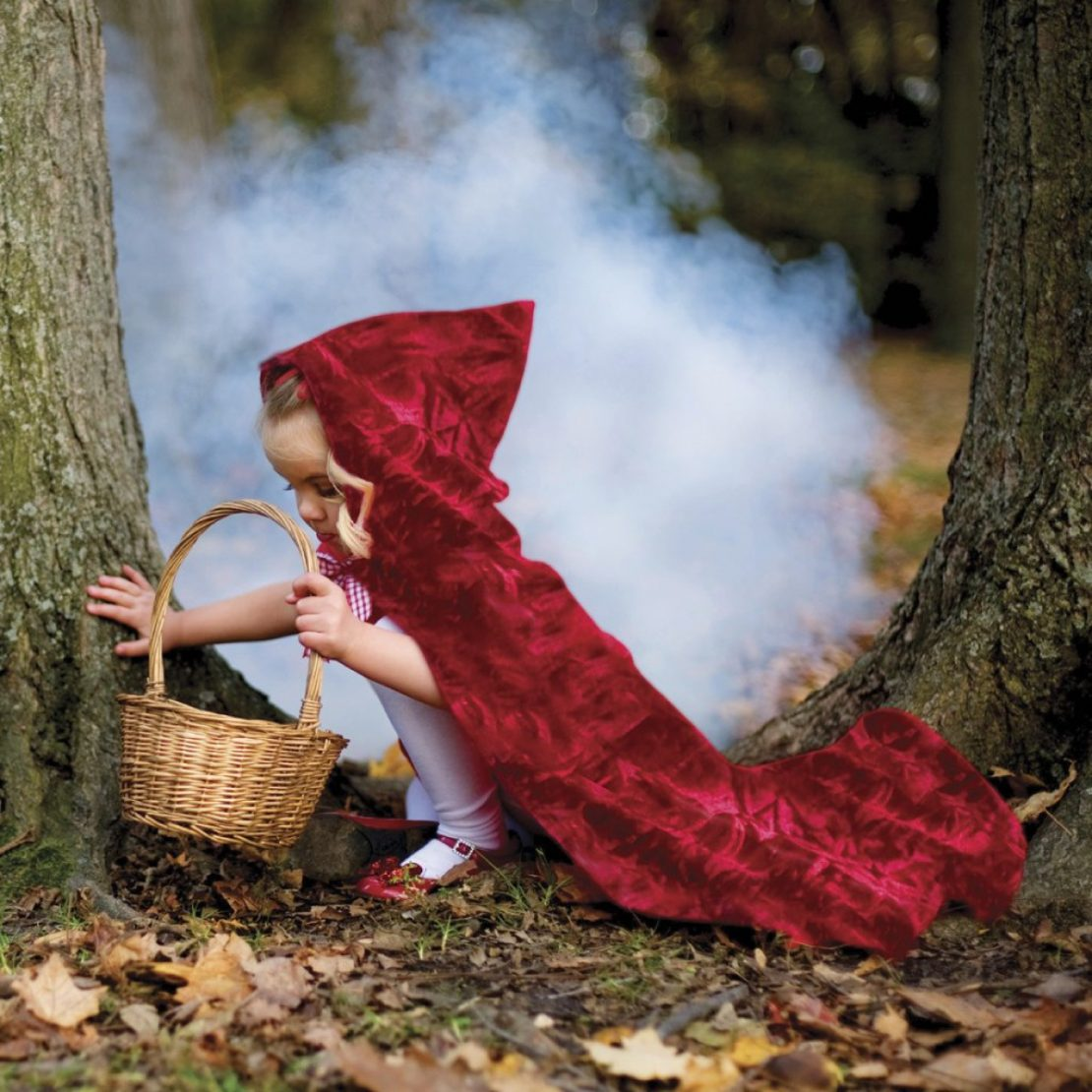 Great Pretenders Red Riding Cape