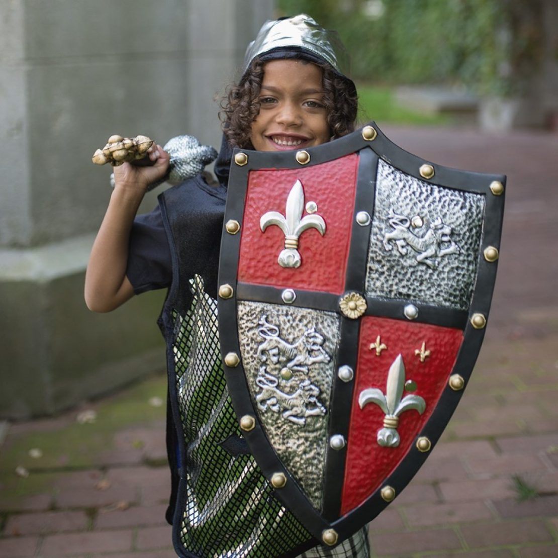 Great Pretenders Shields, Swords, and Daggers