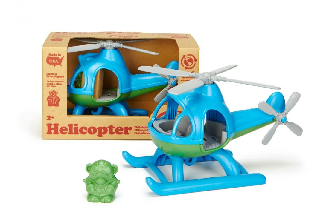 Green Toys Helicopter Box