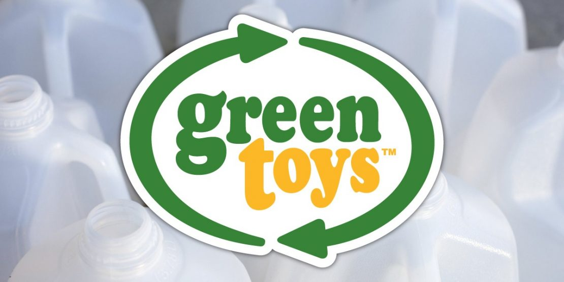 Green Toys - 100% Recycled Milk Jugs!