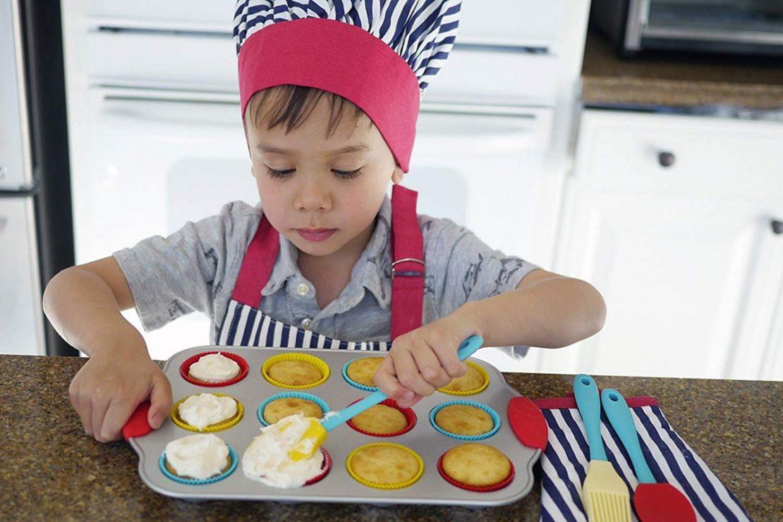 Handstand Kitchen Mini Cupcake Set