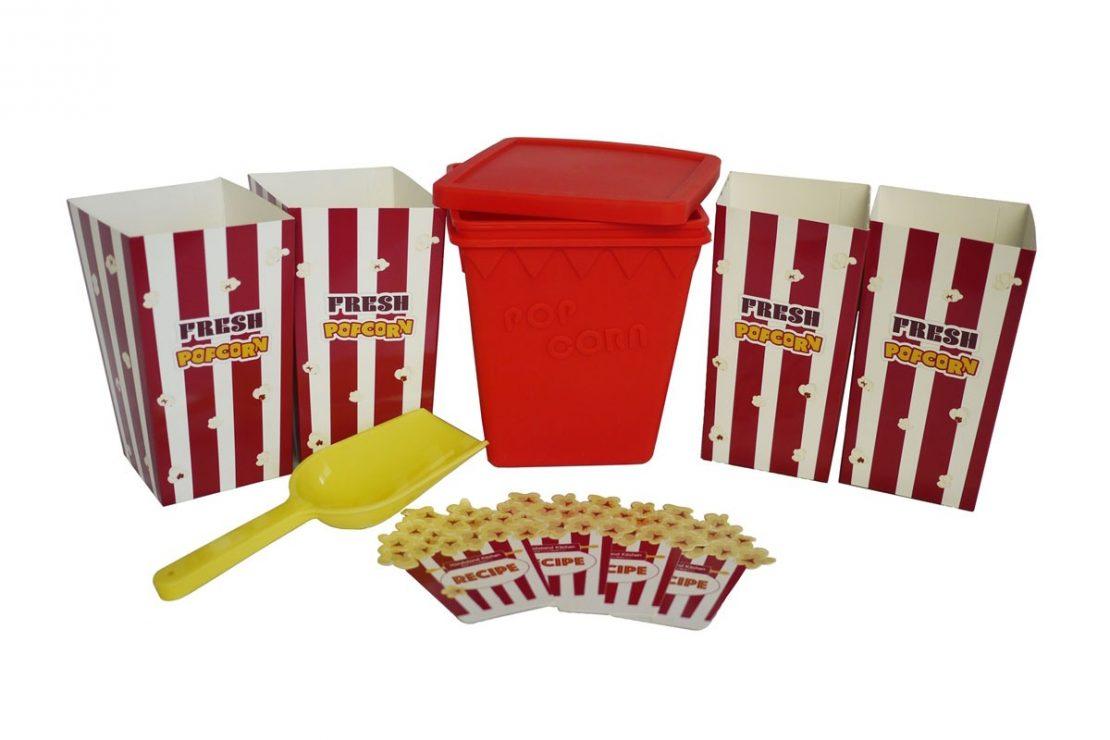 Handstand Kitchen Microwave Popcorn Contents