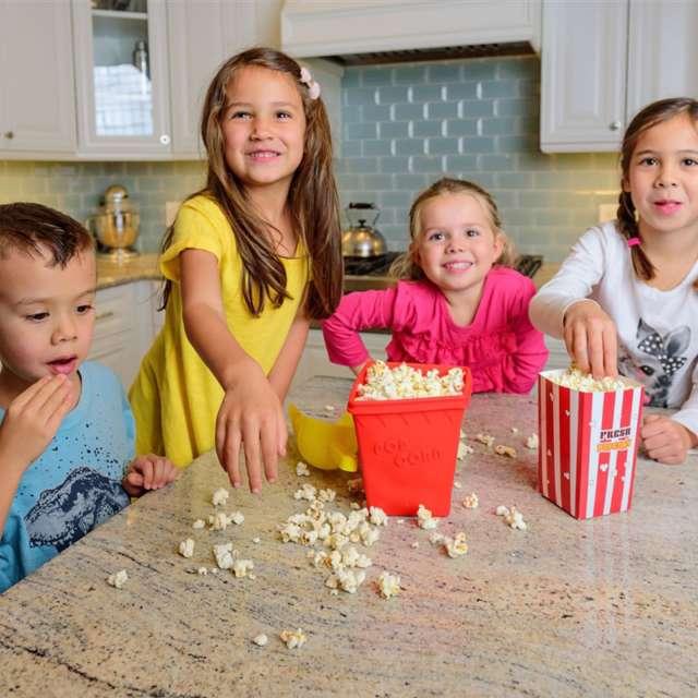 Handstand Kitchen Microwave Popcorn