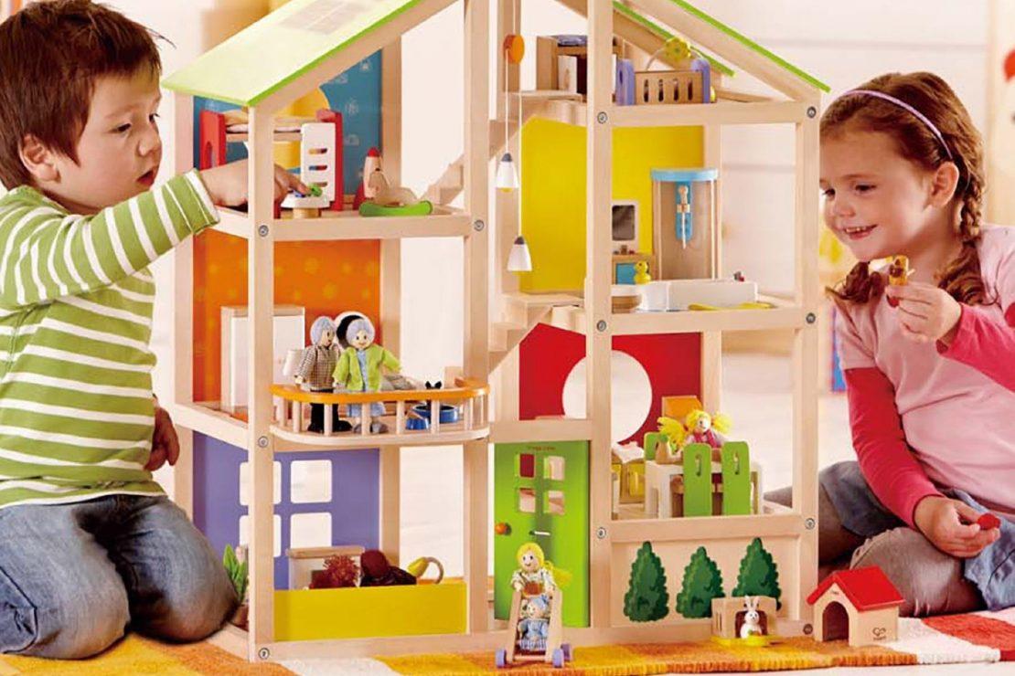 Hape Furnished All Seasons House