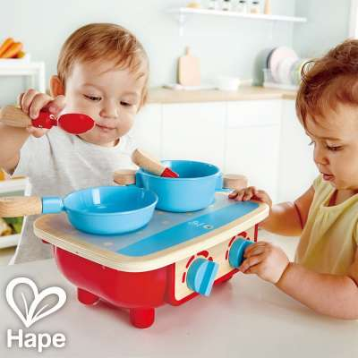Toddler Kitchen and Food from Hape
