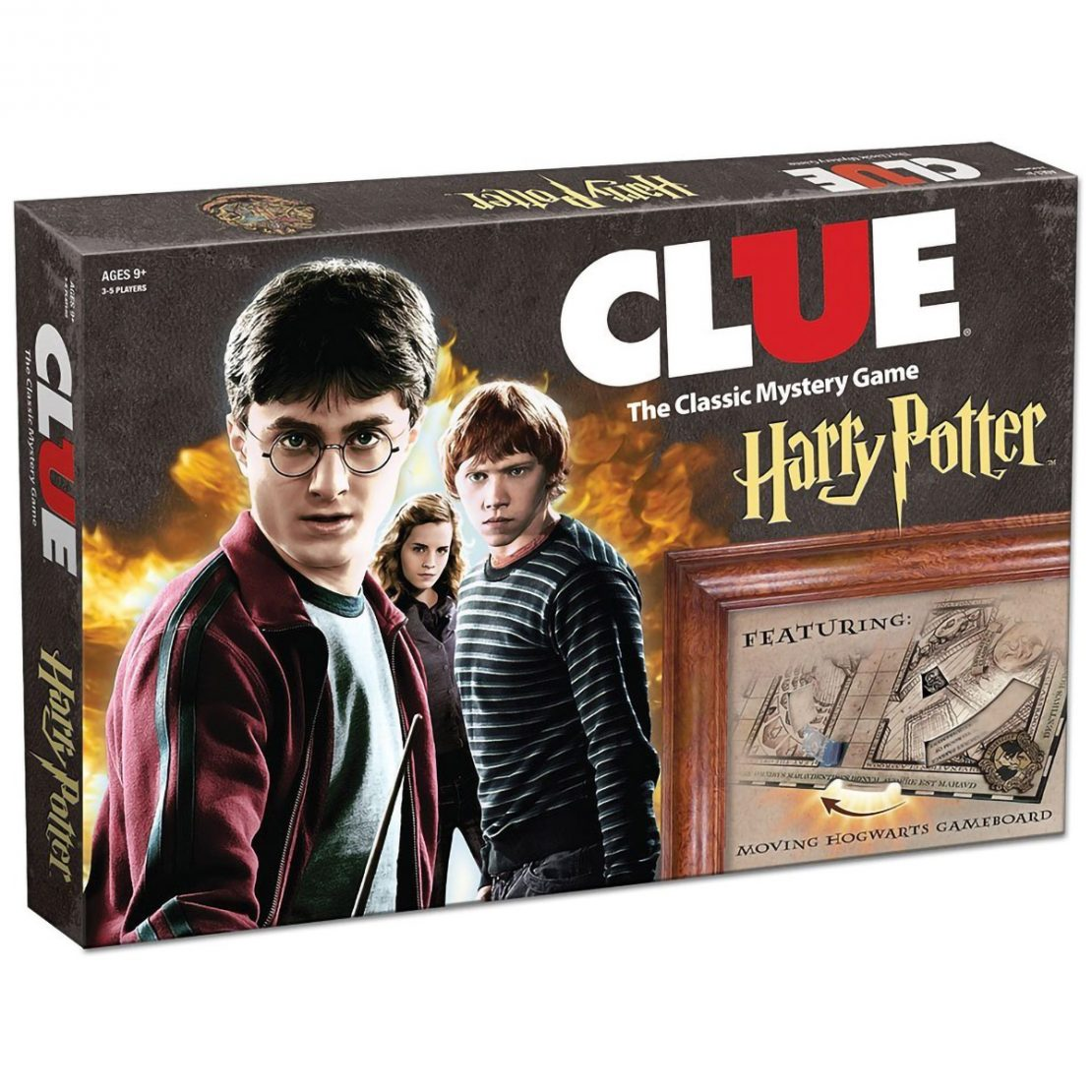 Clue: Harry Potter Box