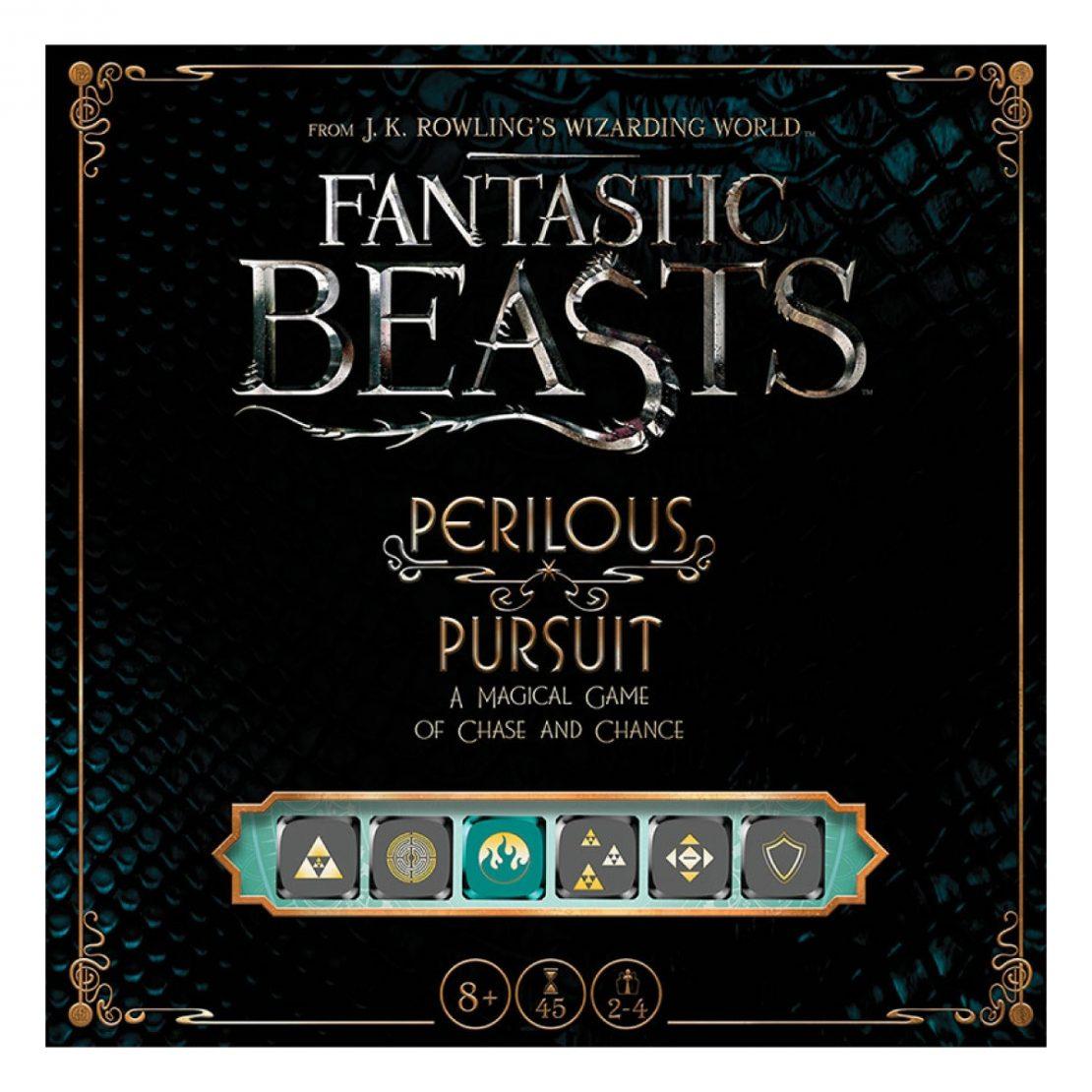 Fantastic Beasts Perilous Pursuit Box