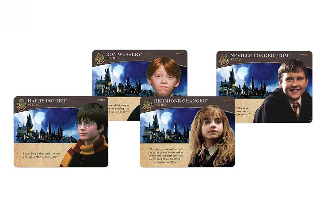 Harry Potter Hogwarts Battle Cards
