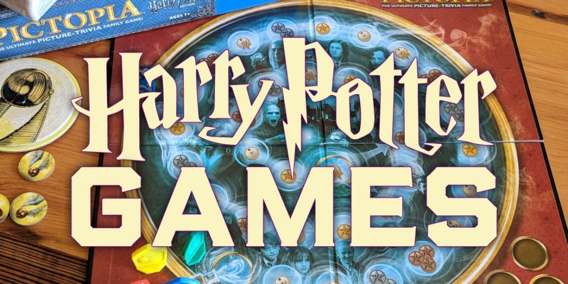World of Harry Potter Games