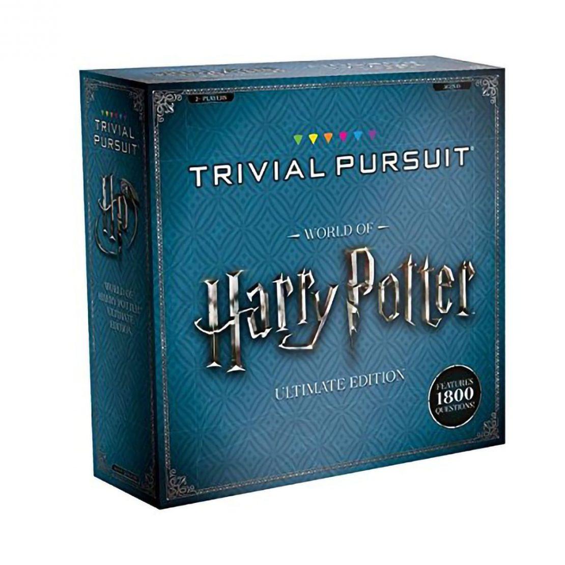 Harry Potter Trivial Pursuit Box