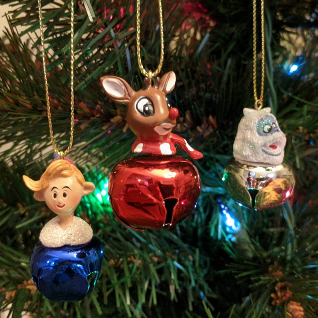 Rudolph and Friends Holiday Ornaments