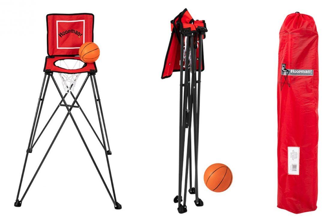 Hoopman Portable Basketball Goal
