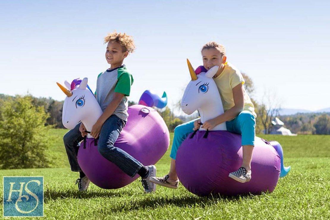 Hop N Go Unicorns from Hearthsong