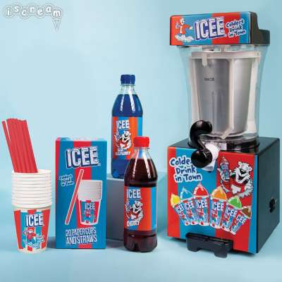 Icee Slushie Making Machine from iScream