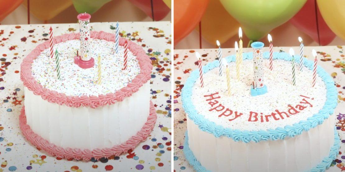 Jfl party popper pink blue