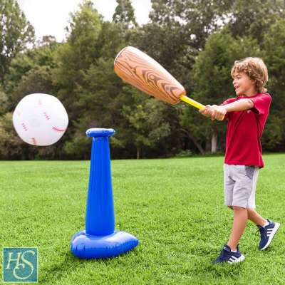 Inflatable T-Ball from Hearthsong