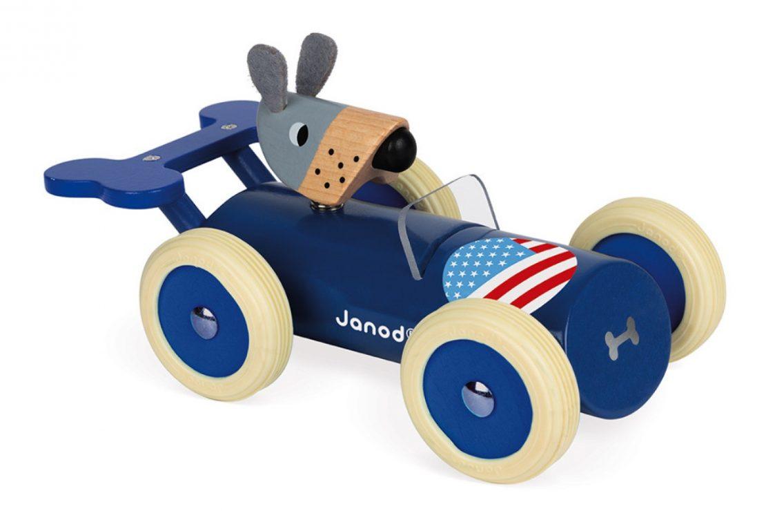 Janod Spirit Car Steve