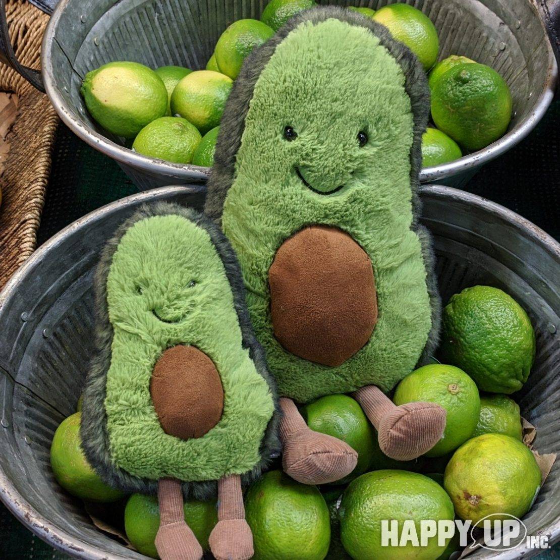 Jellycat Amuseable Avocados