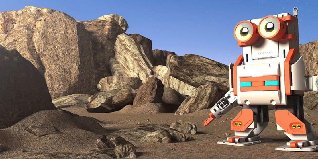 Jimu Astrobot Main Rec