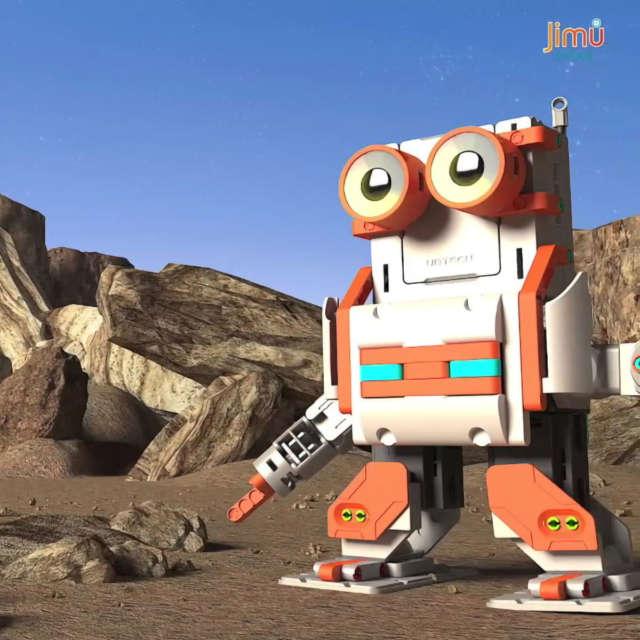 Jimu Astrobot Robot Kit