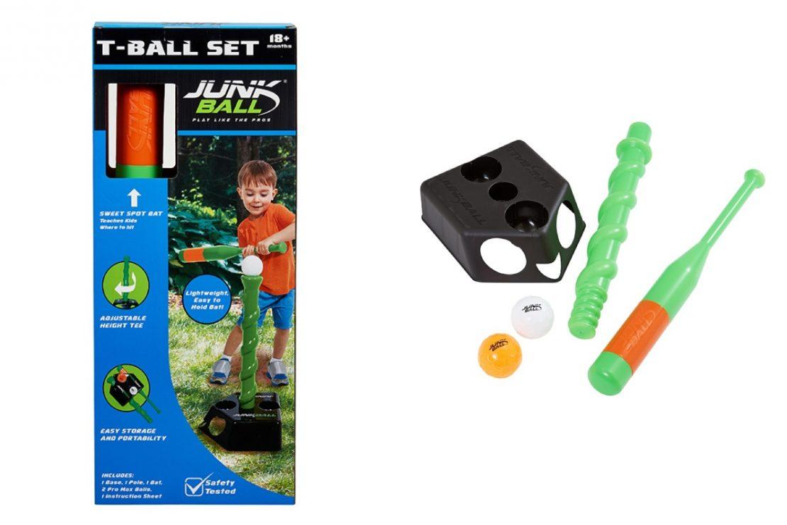 Junk Ball T-Ball Tee Set