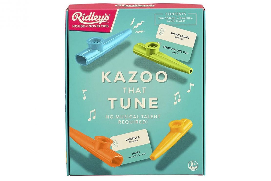 Kazoo That Tune from Ridley's Games