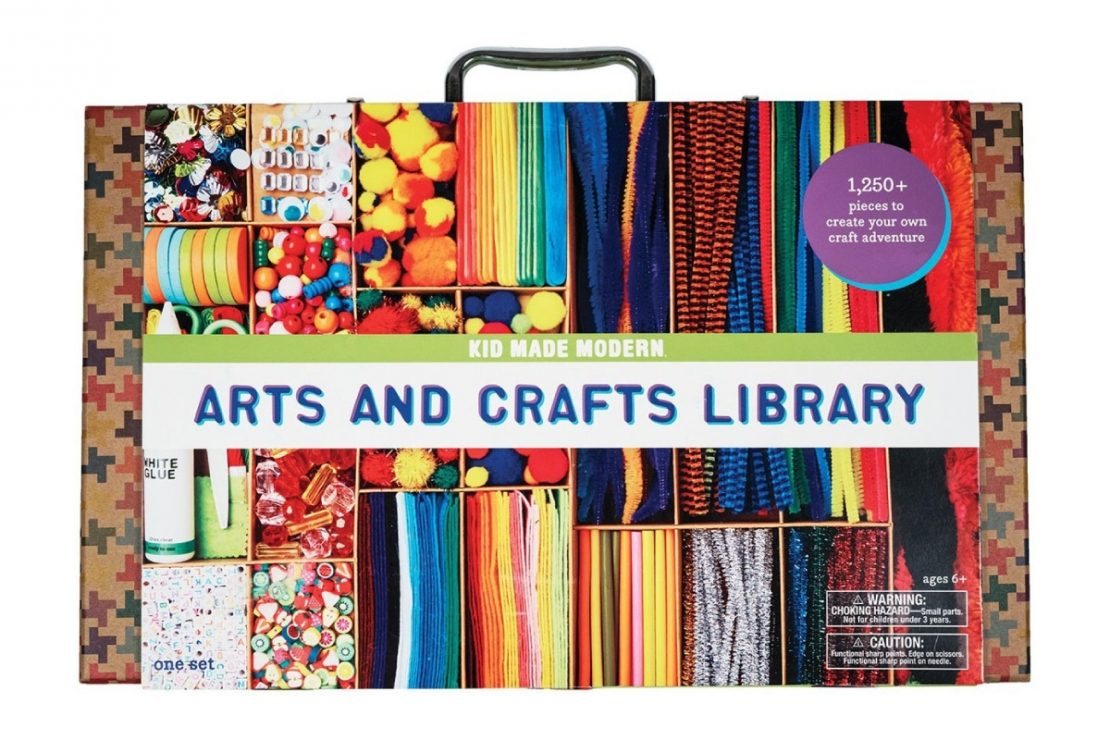 Kmm Arts Crafts Library
