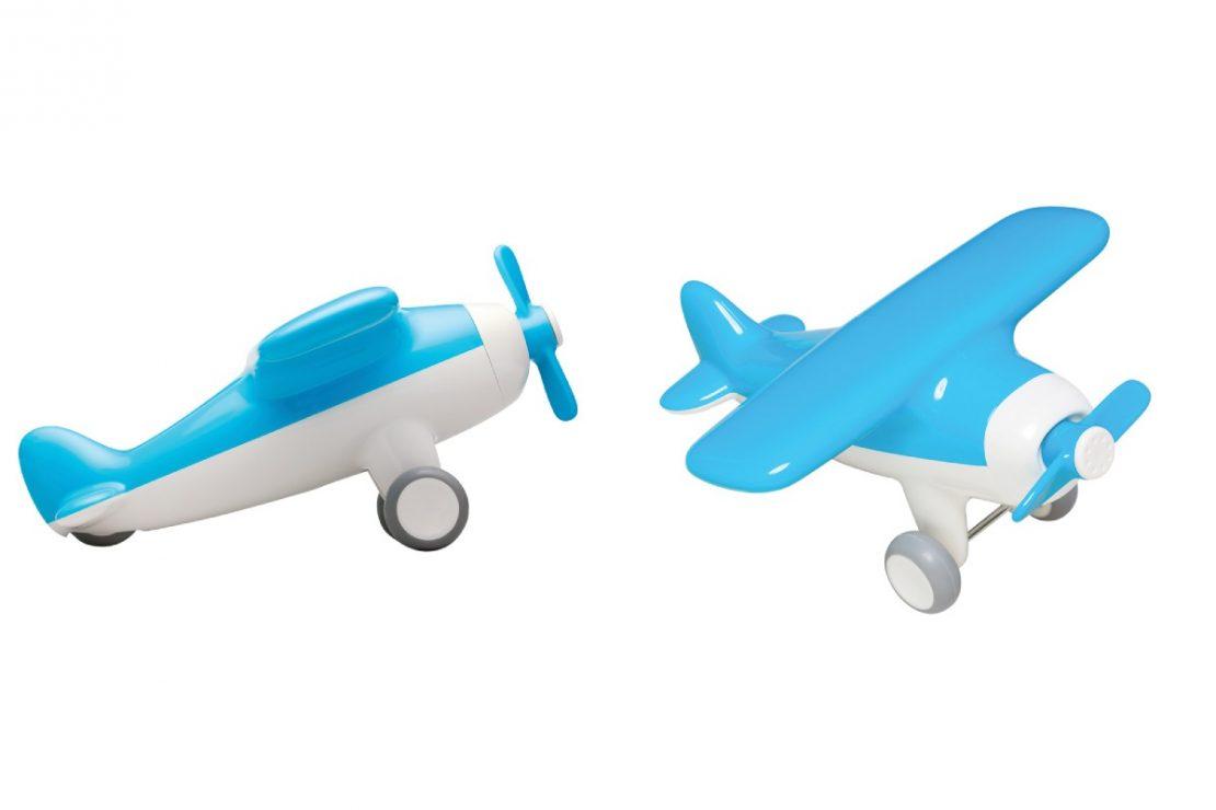 Kid-O Airplane in blue