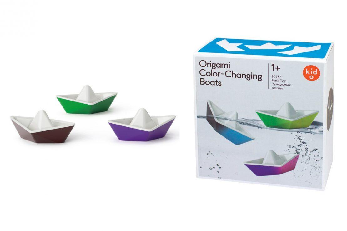 Kid-O Origami Boats