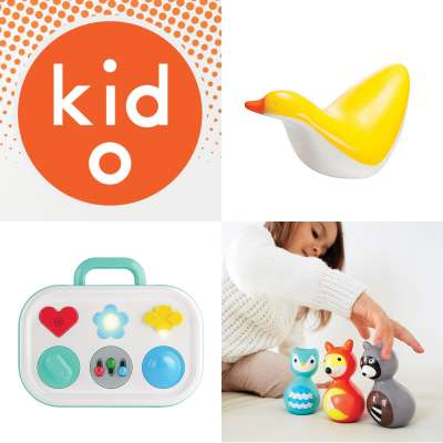 Kid-O Baby and Toddler Toys